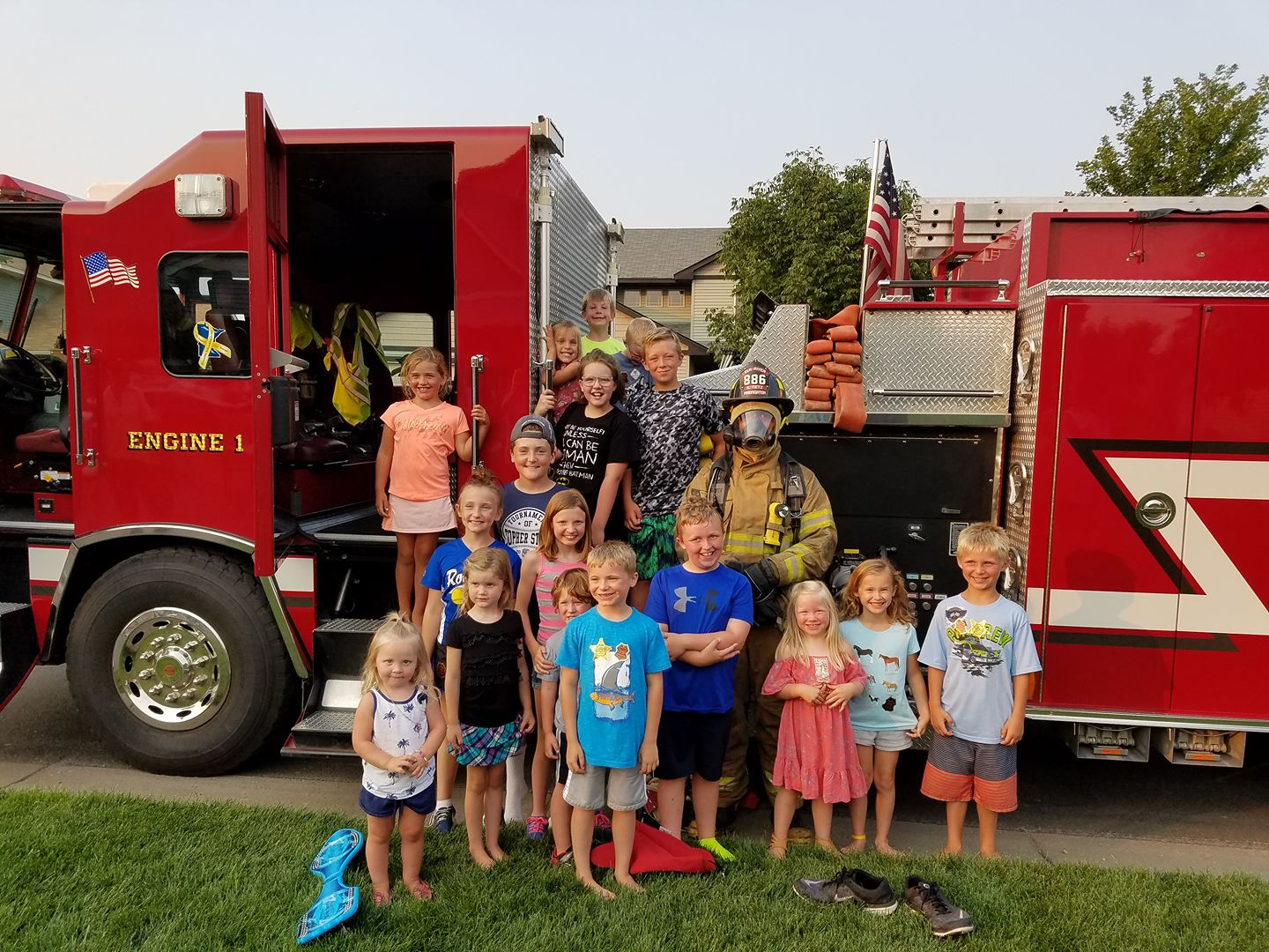 National Night Out - Otsego