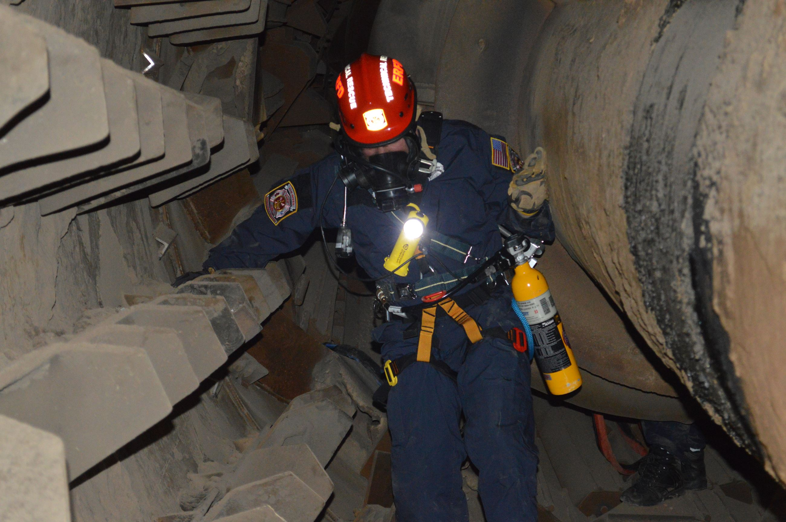 ERFD Training - Confined Space