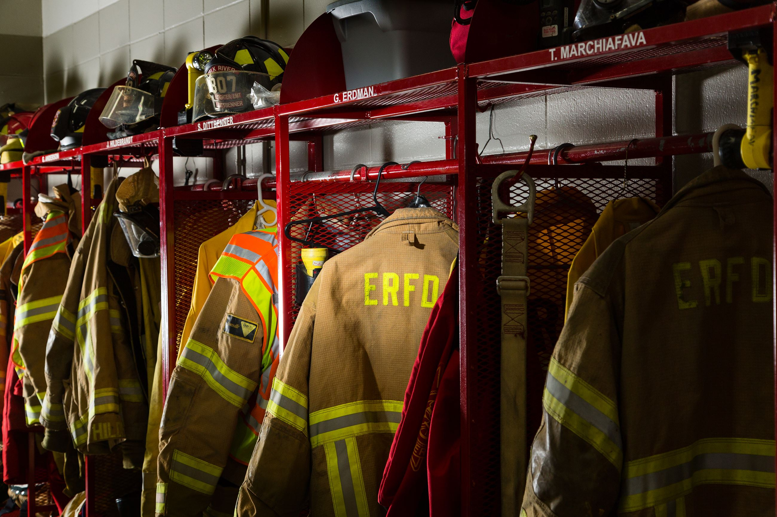 Station - Turnout Gear