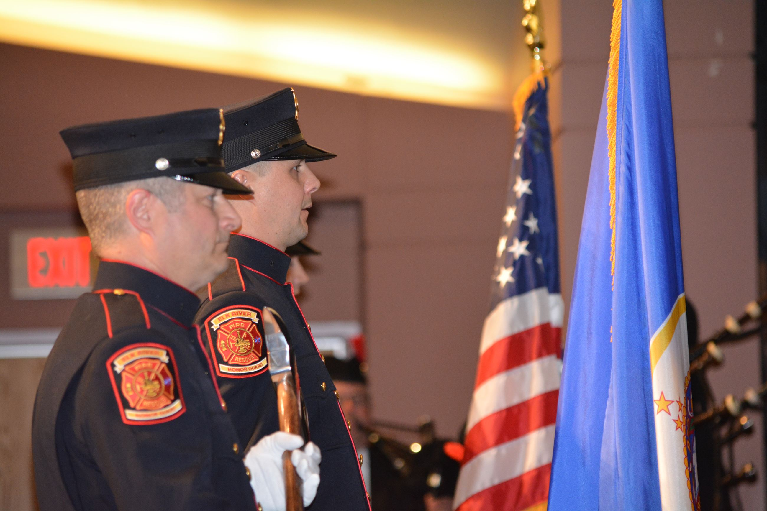 Honor Guard - Academy Graduation 2017