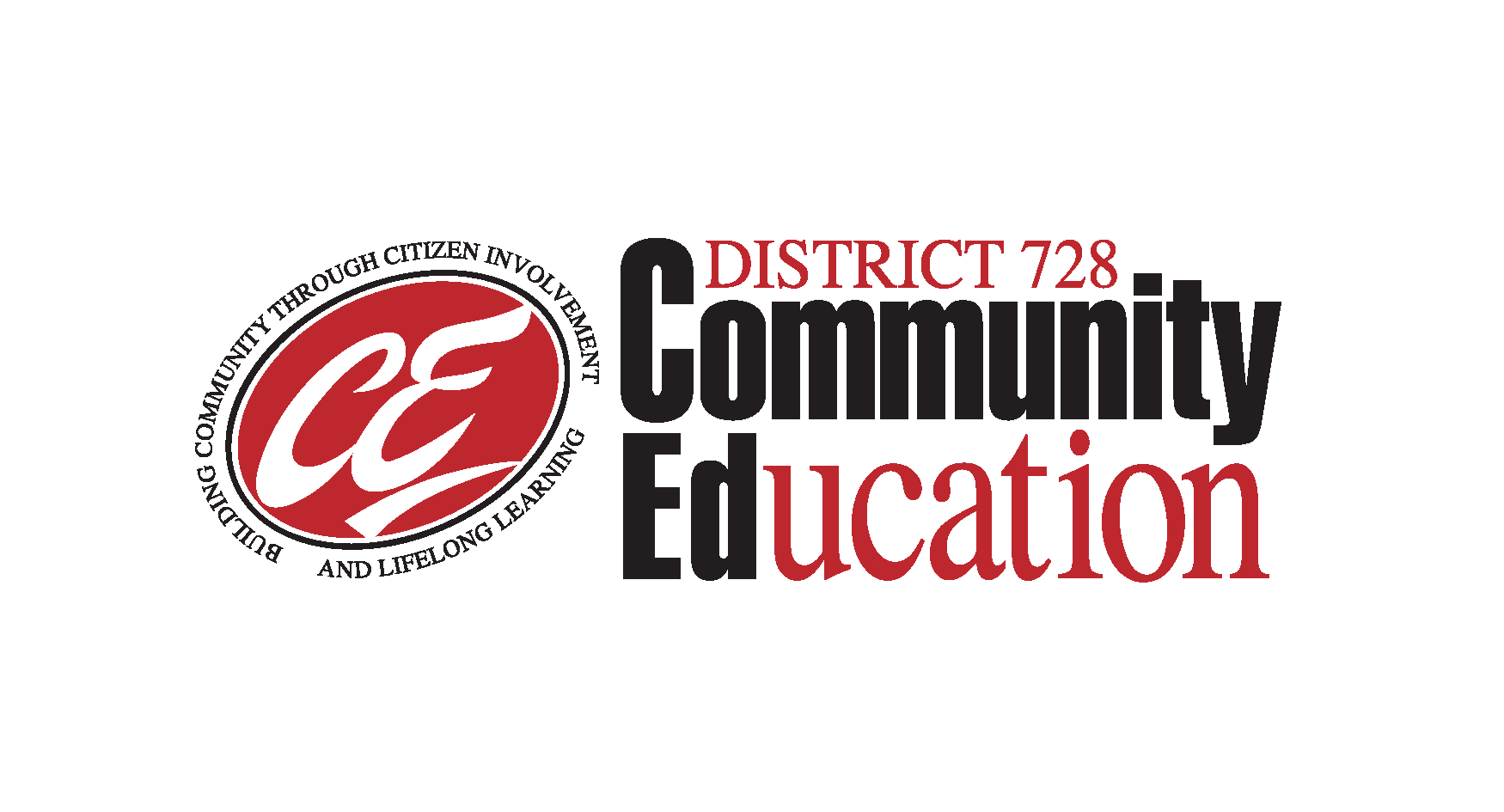 Community Ed Opens in new window