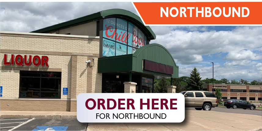 Northbound Liquor - Order Here Opens in new window