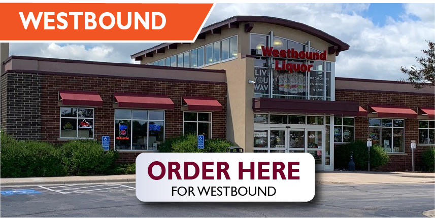 Westbound Liquor - Order here Opens in new window