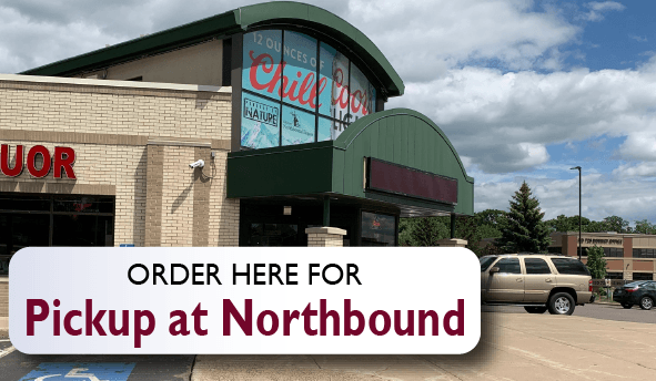 Order here for Northbound pickup Opens in new window